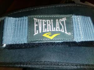 Cinturon de Pesas Gym Everlast