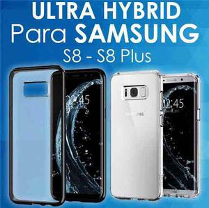 Combo Forro + Vidrio Templado Curvo Samsung S8 Y S8 Plus