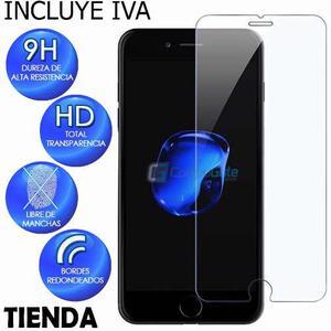 Protector Vidrio Templado Iphone 6 Plus 6s Plus 7 Plus Tiend