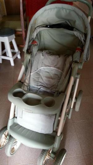 COCHE de BEBÉ porta bebé Graco
