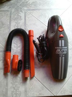 Aspiradora Black Decker. Auto Dustbuster 12v