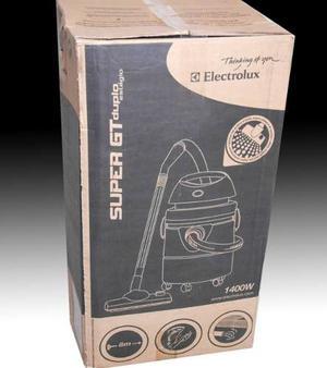 Aspiradora Electrolux Super Gt Duplo Estágio w