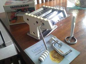 Mquina De Hacer Pasta Fackelmann