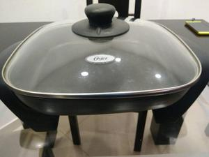 Sarter Electrico Oster Gradúa Temperatura Plancha