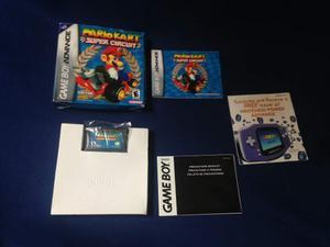De Colección Mario Kart - Juegos De Game Boy Advance