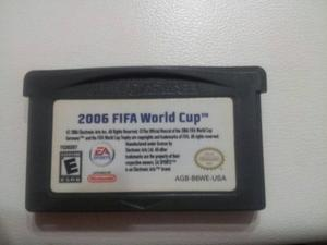 Juego Game Boy  Fifa World Cup