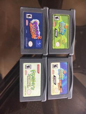 Juegos De Game Boy Advance Precio Por Todos 4$
