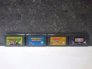 Juegos Originales Pokemon Mario Yugioh Gba Gbc