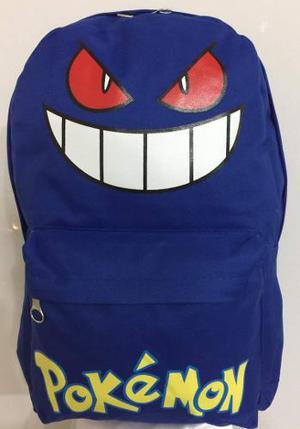 Morral Escolar Pokemon Ventas Al Mayor Y Detal