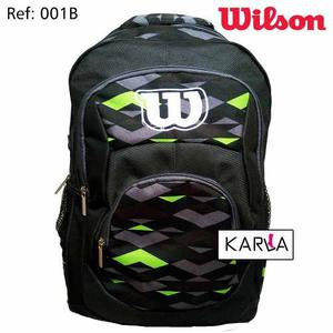 Morral Wilson Escolar Universitario Al Mayor Y Detal