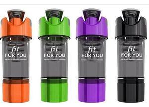 Vaso Mezclador De Suplementos, Protein Shaker Fit For You