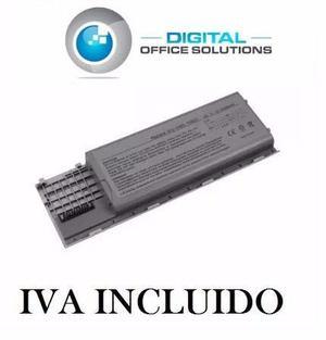 Bateria Para Dell Latitude D620 D630 D640 Pc764 Tc030