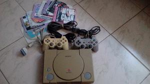 Consola Playstation 1 Original, Totalmente Funcional