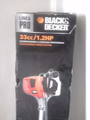 Desmalezadora Black And Decker 33cc De 1.2 Hp