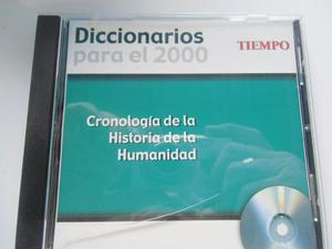 Disco Cronología De La Historia De La Humanidad Original