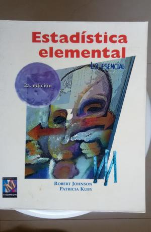 Estadística Elemental
