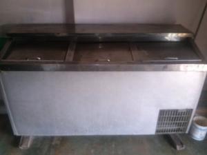 Freezer 3 Puertas (motor Dañado)