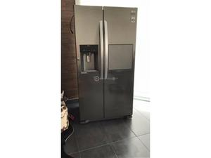 Nevera samsung side by side rs25hsl posot class - Nevera dos puertas verticales ...