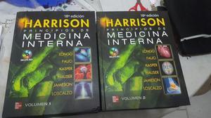 Se venden libros HARRISON de Medicina