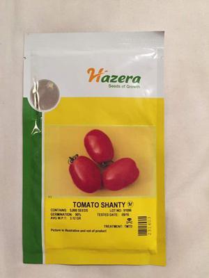 Semilla Tomate Perita Shanty Hazera Siembra Importada