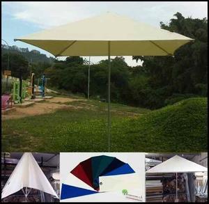 Parasol para mesa de jardin o piscinas posot class - Sombrillas para piscinas ...