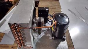 Unidad Condensadora De 1hp Aspera Embraco R404