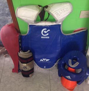 Vendo Kit Taekwondo