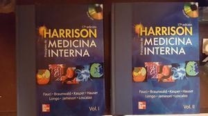 Vendo Libros de Medicina Interna