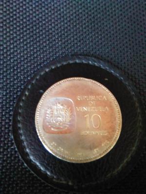 moneda venezolana de bs10