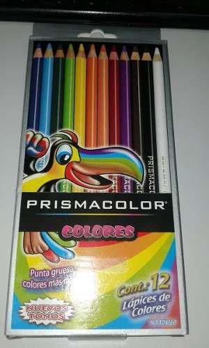Colores Prismacolor De 12 Nueva Imagen Ecologica