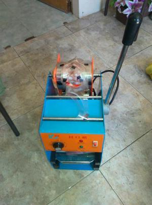 Maquina Selladora de Frappe Nueva Kit