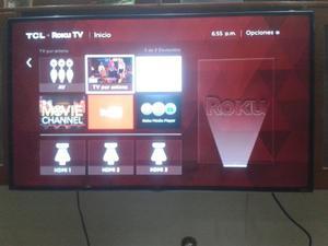 Televisor Smart Tv Led Tcl 48 Pulgadas