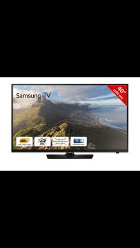 Tv Samsung 40 Led Con Base De Pared Movil