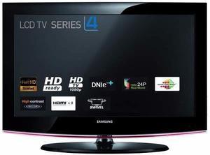 Tv Samsung Lcd 32....superoferta Por Motivo De Viaje....