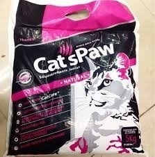 Arena Sanitaria Para Gatos Catspaw 5 Kg. Natural