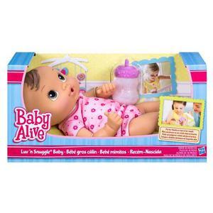 Muñeca Baby Alive Bebé Mimitos Original Hasbro