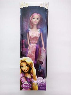Muñeca Rapunzel De 29cm Juguetes Niña Barbie