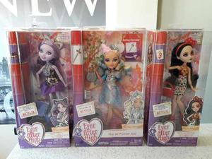 Muñecas Ever After High De La Serie De Netflix Originales