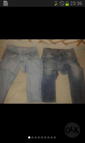 Pantalones Blue Jeans