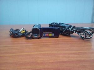 Video Camara Sony Handycam Dcr-sx44 Bateria Recargable