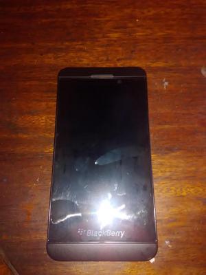 Blackberry Z10 Original Solo Movilnet Como Nuevo entrego con