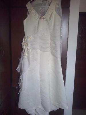 Cambio O Vendo Vestido de Novia