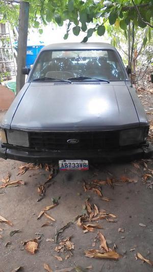 Ford corcel año 86 inf: detalle de latoneria y
