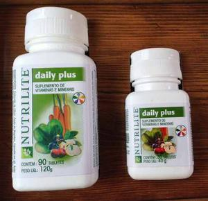 Multivitamínico Daily Plus  Tabletas