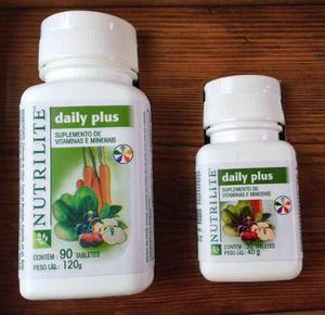 Multivitamínico Daily Plus  Tabletas