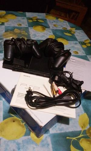 Playstation 2 En Su Caja