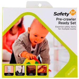 Set De Proteccion Para Bebes Que Gatean Safety 1st