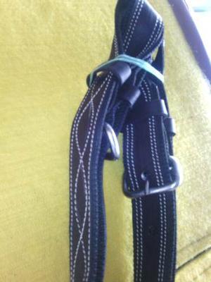 Arciones Para Silla De Caballo En Cuero Y Nylon