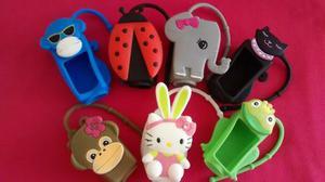 Holders Para Antibacterial Figuras De Animales