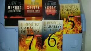 Libros Fisicos Caballo De Troya Del 3 Al 7